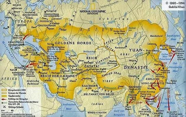 Ancient Mongols Have A Great Story About This Topic