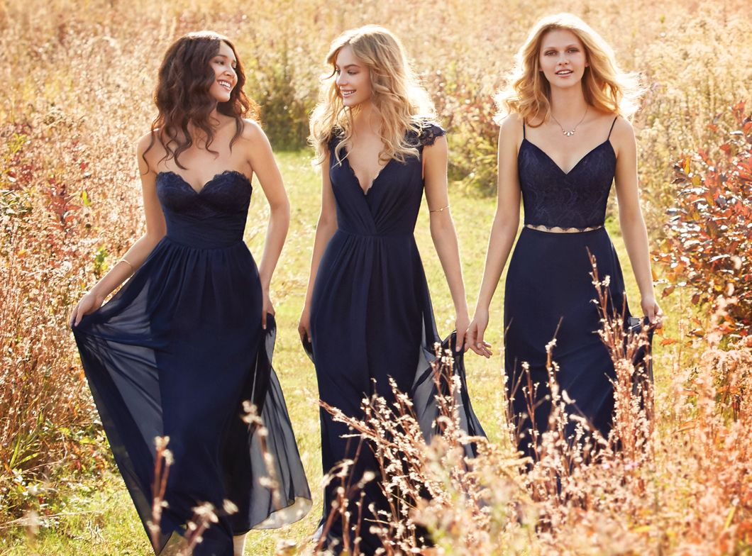 Bridesmaids and special occasion dresses by hayley paige occasions