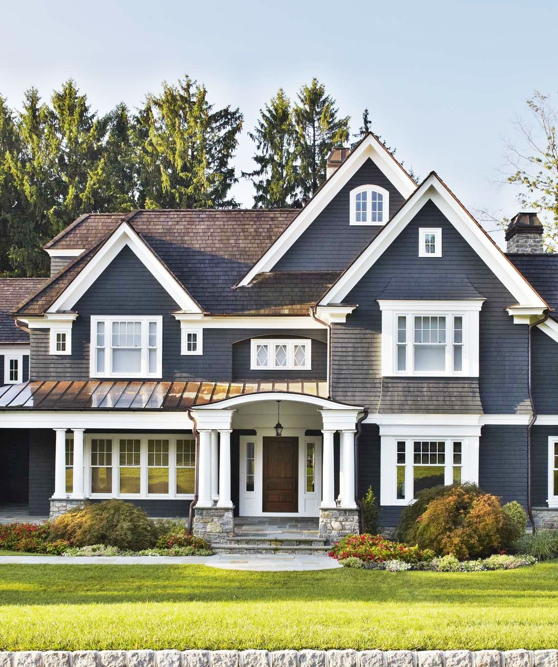 Best Color Combinations For Home Exterior: House Paint Exterior