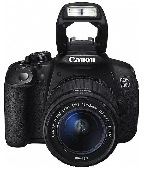 Canon Eos 700d Review Digital Slr Camera Canon Digital Camera Telephoto Zoom Lens