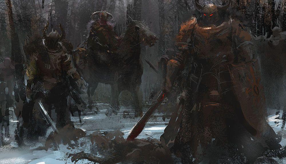 Chaos 2 By Lingy 0 On Deviantart Fantasy Fantasy Art