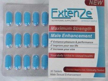 Wholesale Extenze Strong Male Enhancement Capsules Review 30 Pills
