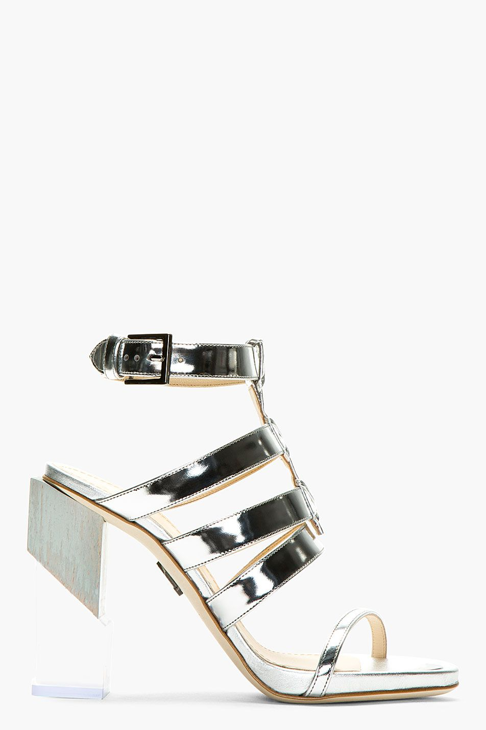 free shipping best store to get Maiyet Multistrap Leather Sandals clearance many kinds of aY1R4lx9x6