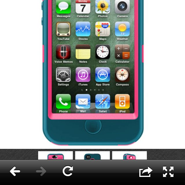 Otter box for iPhone love lovelove love!!!!! Otterbox