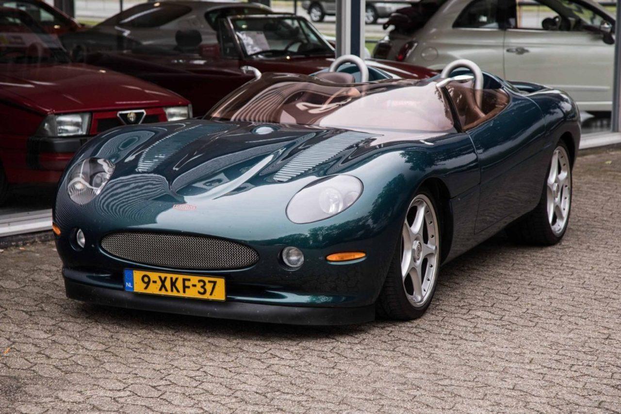 Deze Jaguar XK180 bestaat niet - en toch kan ie van jou ...