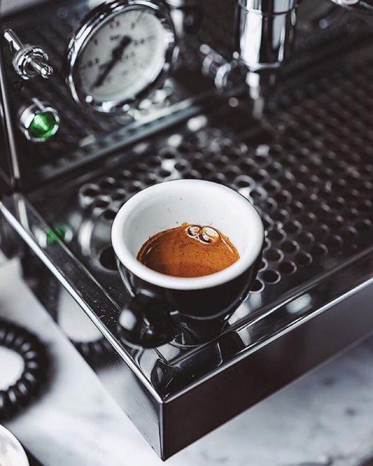 Cafe Inevitable - Espresso Time