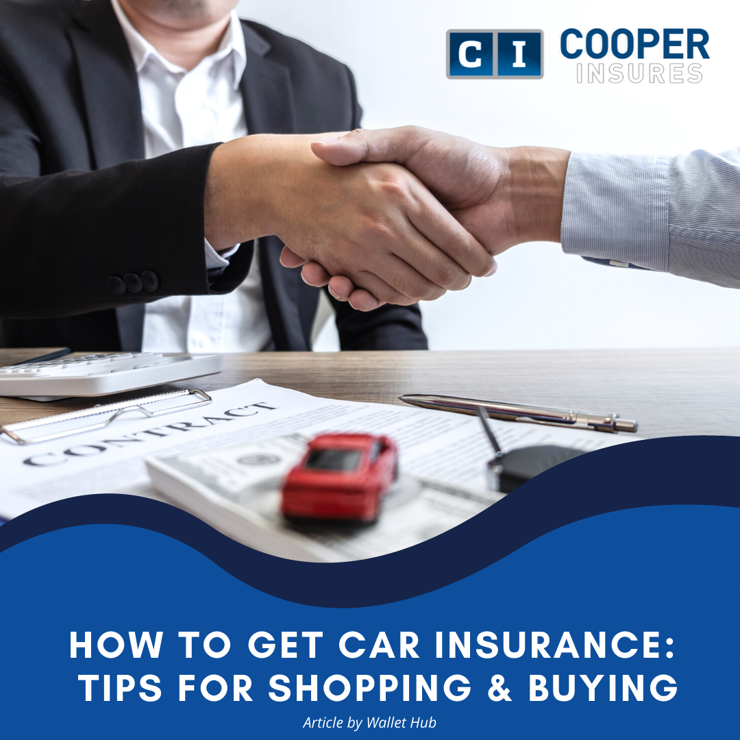 How to Get Car Insurance Tips for Shopping & Buying from