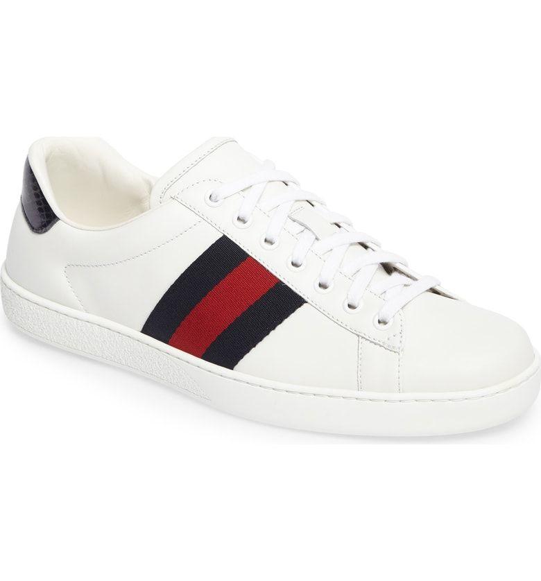 5c61a9c8c GUCCI New Ace Clean Sneaker. #gucci #shoes | Gucci in 2019 | Gucci ...