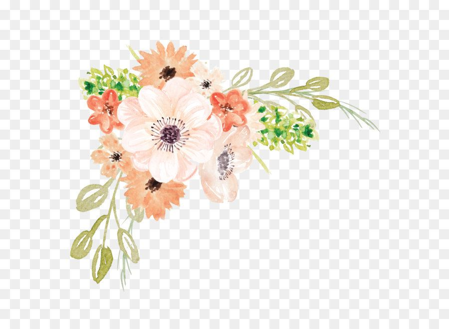 Watercolour Flowers Watercolor Flowers Watercolor Painting Pink Chrysanths Png Imag Flower Illustration Watercolor Flower Background Pink Watercolor Flower