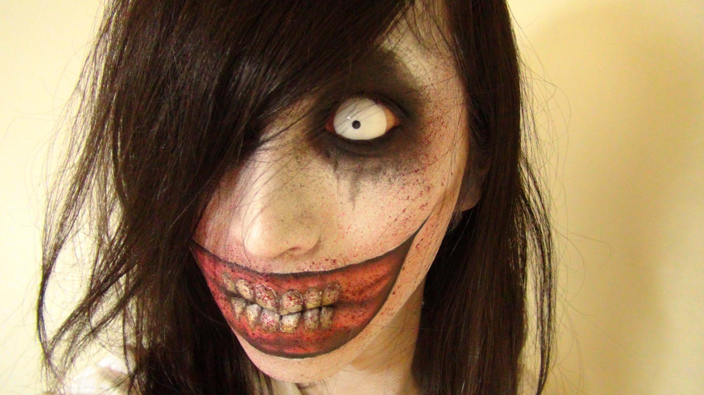 kumpulan jeff the killer makeup tutorial dismakeup