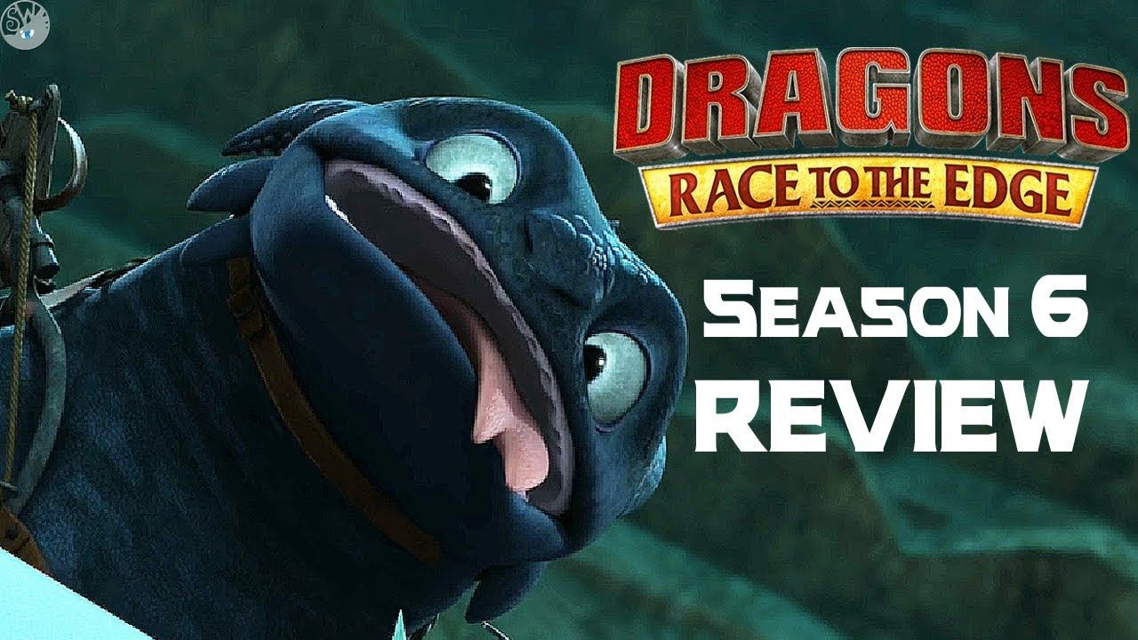 The end of an era dragons race to the edge season 6 review how dragons race to the edge season 6 review ccuart Choice Image