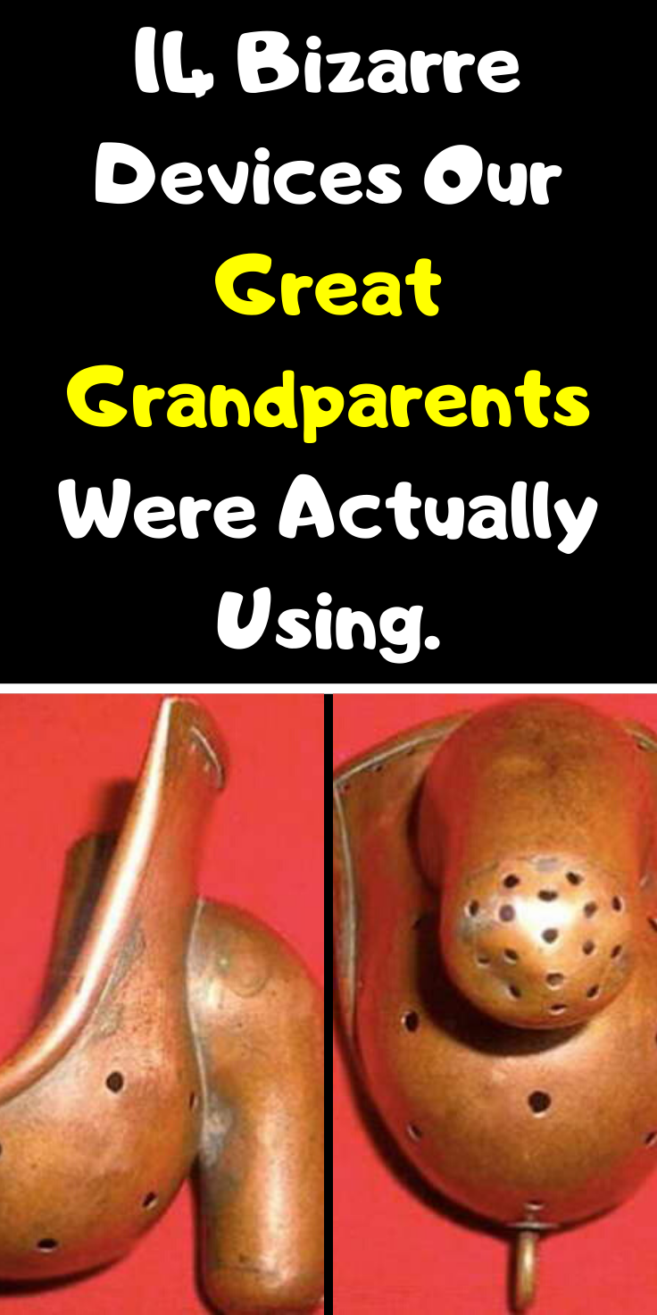 14 Bizarre Devices Our Great Grandparents Were Actually Using.  #grandparentsdaycraftsforpreschoolers grandparents quotes | grandparents day crafts for preschoolers | grandparents day activities | grandparents day crafts for toddlers | grandparents christmas gifts | grandparents tattoo | grandparents day crafts for babies | grandparents gifts | Grandparenting with a Purpose | The Grandparent Gift Co. Inc. | GrandparentsLink | | #grandparentsdaycraftsforpreschoolers