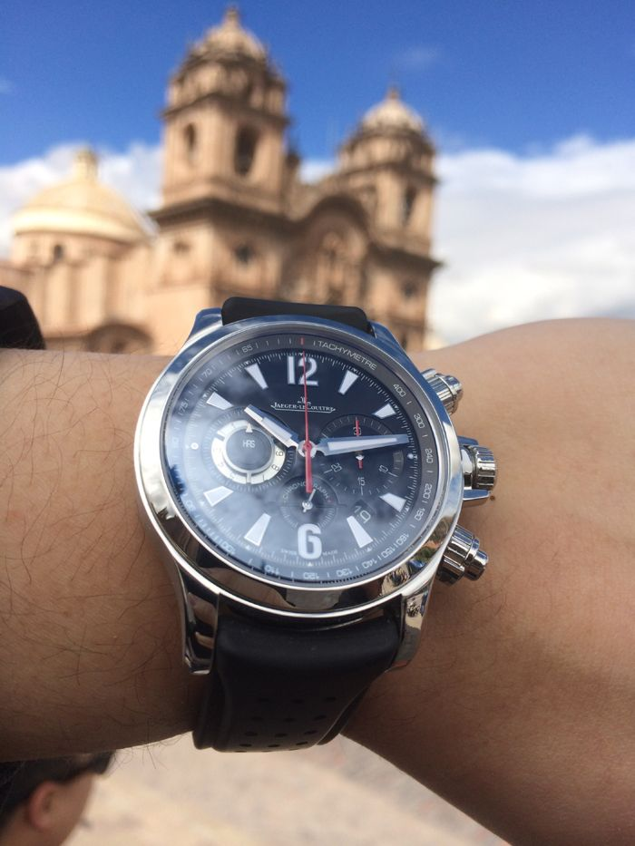 To Peru and Back: A Review of the Jaeger LeCoultre Master
