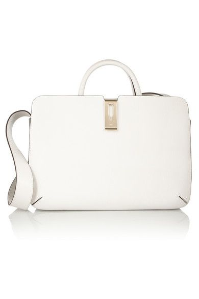 Spring Must Have-Classic White Tote