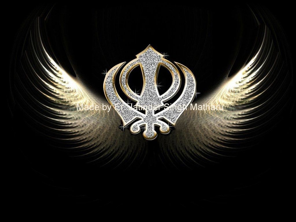 sikh symbols | Free Download Wallpaper Pc Sikh Religion Symbol ...