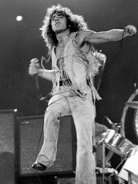 Roger Daltrey 5 7 Roger Daltrey Rock Music Singer