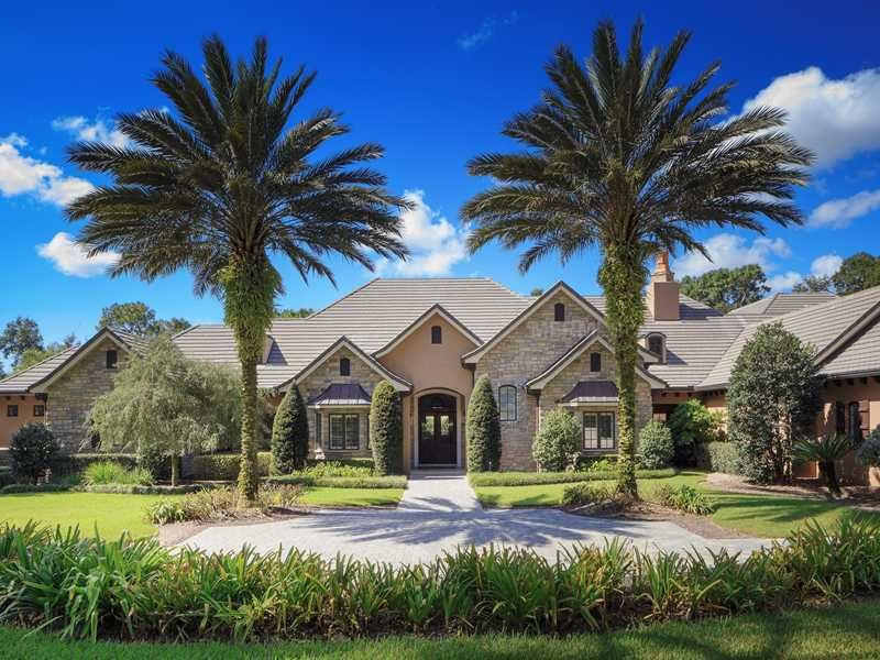 A Mansion In A Palm Tree State Love It Mansions Florida Lifestyle Longwood