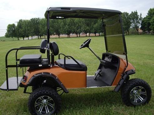 San Antonio Kawasaki Golf Cart Used