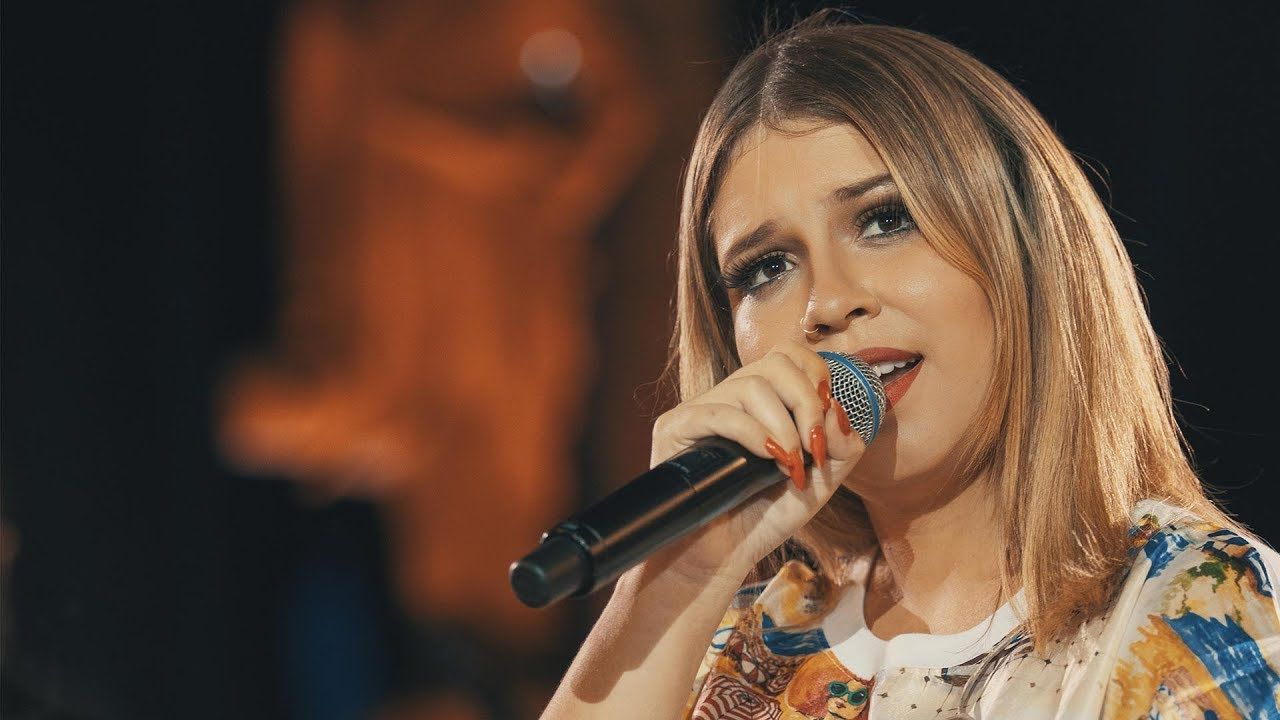 Marilia Mendonca Bebi Liguei Todos Os Cantos Youtube Hits