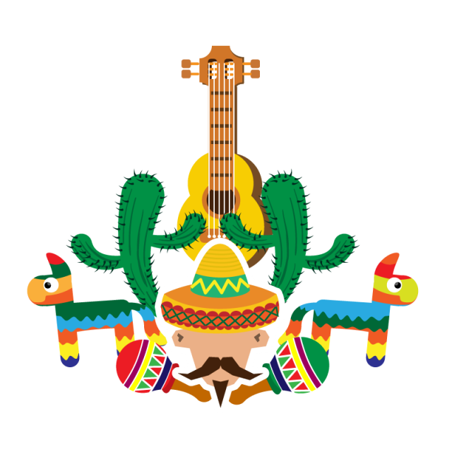Celebracion Mexicana Que Conmemora El 5 De Mayo Sombrero Clipart Mexicano Fiesta Png Y Vector Para Descargar Gratis Pngtree Celebraciones Mexicanas Png 5 De Mayo
