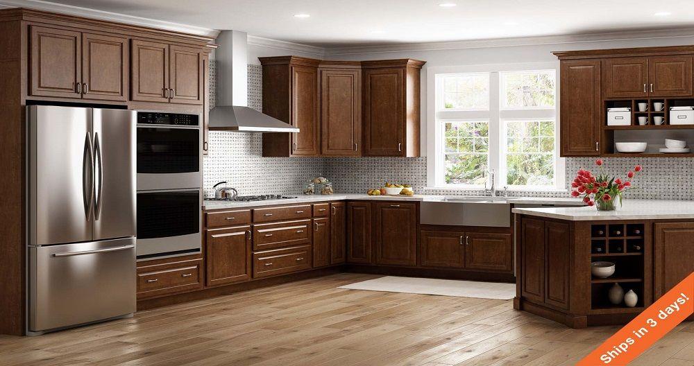 Create Customize Your Kitchen Cabinets Hampton Wall Kitchen