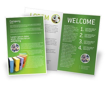 Books brochure template for libraries bookstores etc httpwww books brochure template for libraries bookstores etc http saigontimesfo