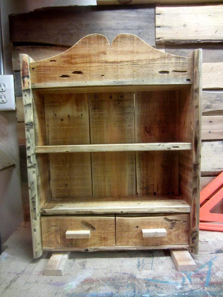 Rustic Pallet Spice Rack Wooden Pallet Furniture Diy Pallet Projects Wood Pallet Projects