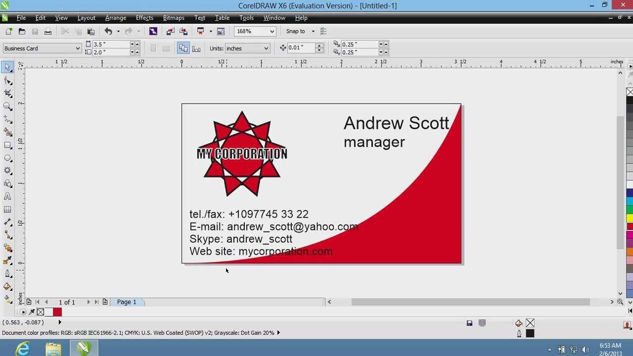 Visitenkarte Größen Moo Sowie Business Karten Größe