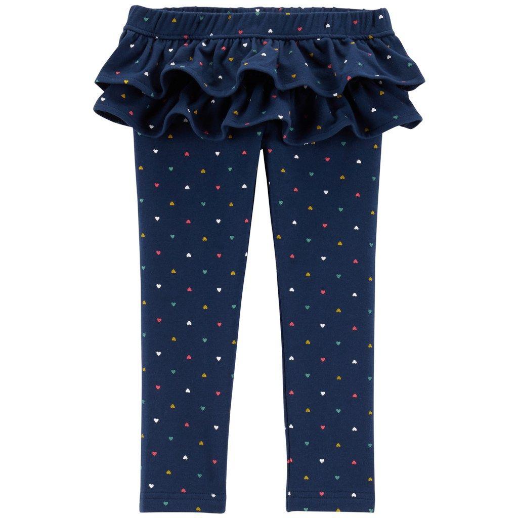 a7e750b16 Carter's Baby Girl Ruffle Leggings | Products | Toddler girl ...
