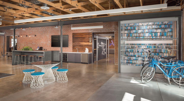 Atmosphere Commercial Interiors Phoenix AZ Office Furniture Showroom