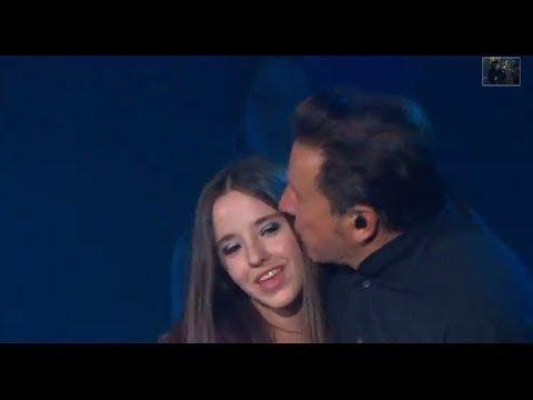 Ricardo Montaner La Gloria De Dios Ft Evaluna Montaner En Vivo Mexico 2013 Youtube Evaluna Montaner Musica Cristiana Musica
