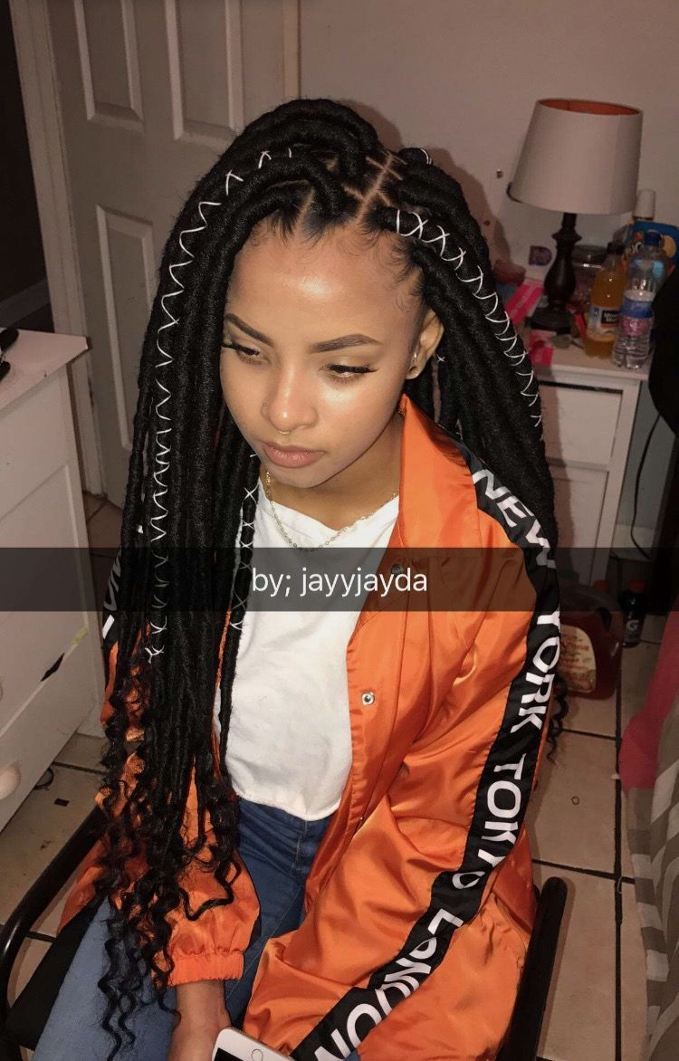 follow: @tropic_m for more ❄️ | braid hairstyles in 2019