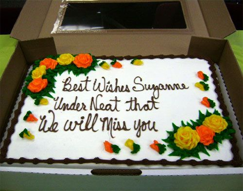 Someone At WalMart Messed Up The Cake Order