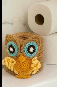 Owl TP holder