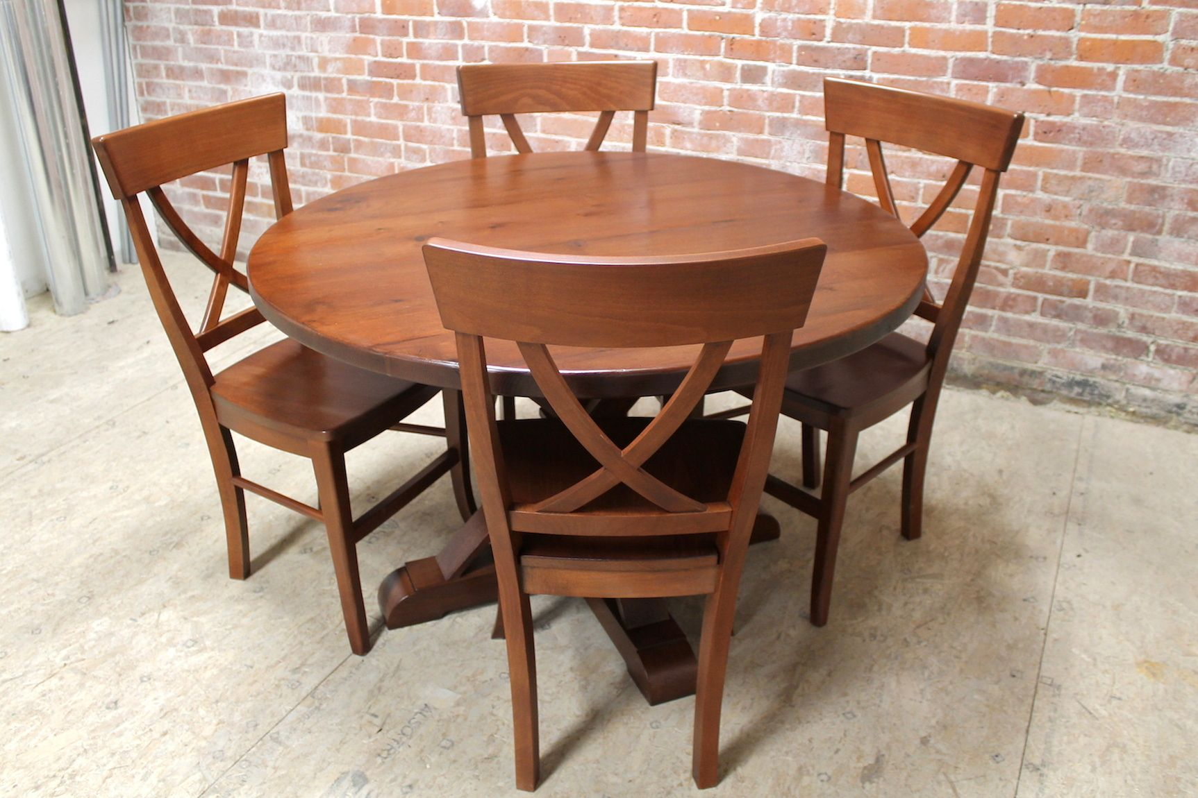 Beautiful Custom Made Barn Wood Farm Tables | By ECustomFinishes.com | Built to order for your dream home