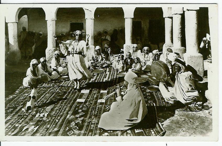 Bousaâda. Algérie