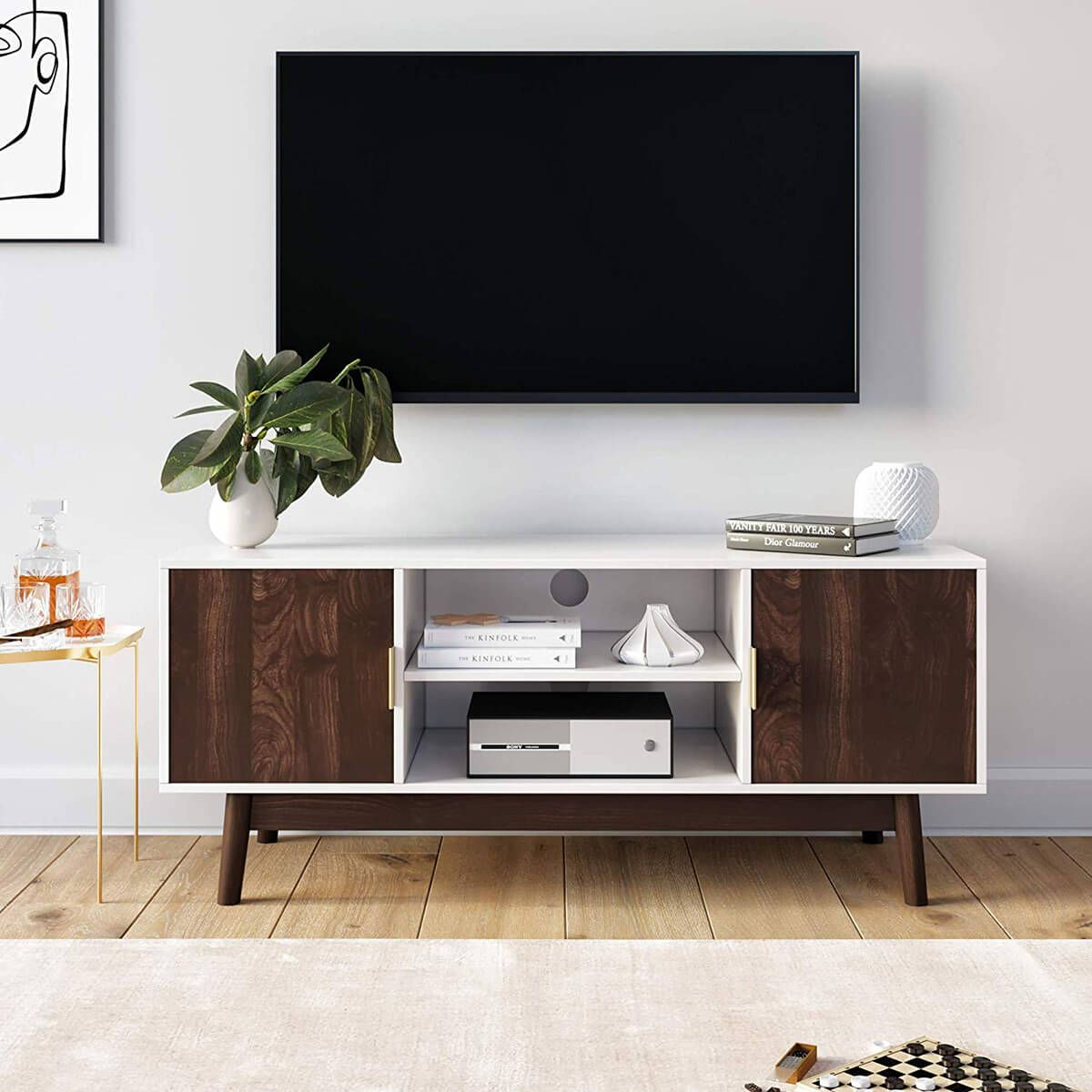 16 Stylish Scandinavian Living Room Ideas That Will Transform Your Space Living Room Tv Stand Living Room Scandinavian Scandinavian Tv Stand