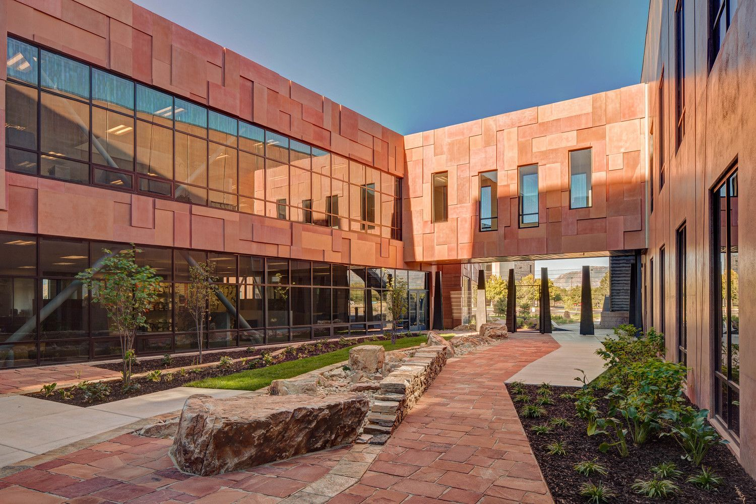 Gallery of PETZL North America Headquarters and