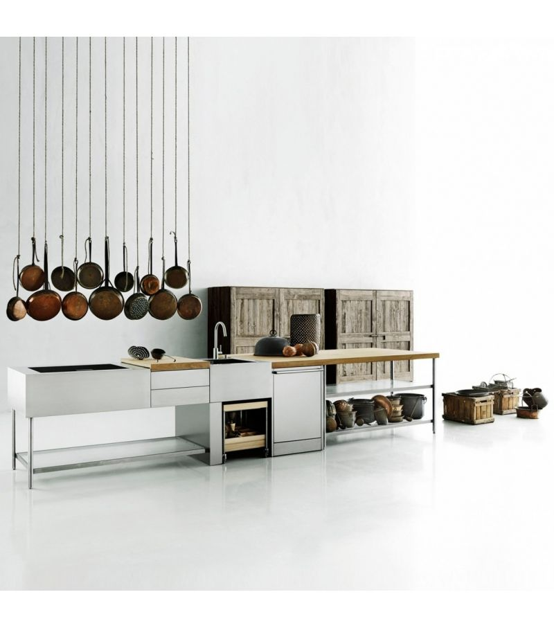 Open Boffi Kitchen With Images Kitchen Design Open Dining