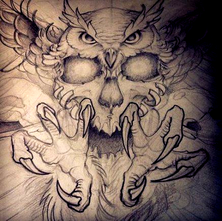 Pin By Sky Loc On Tattoo Owl Tattoo Chest Chest Tattoo Sketches Tattoo Design Drawings