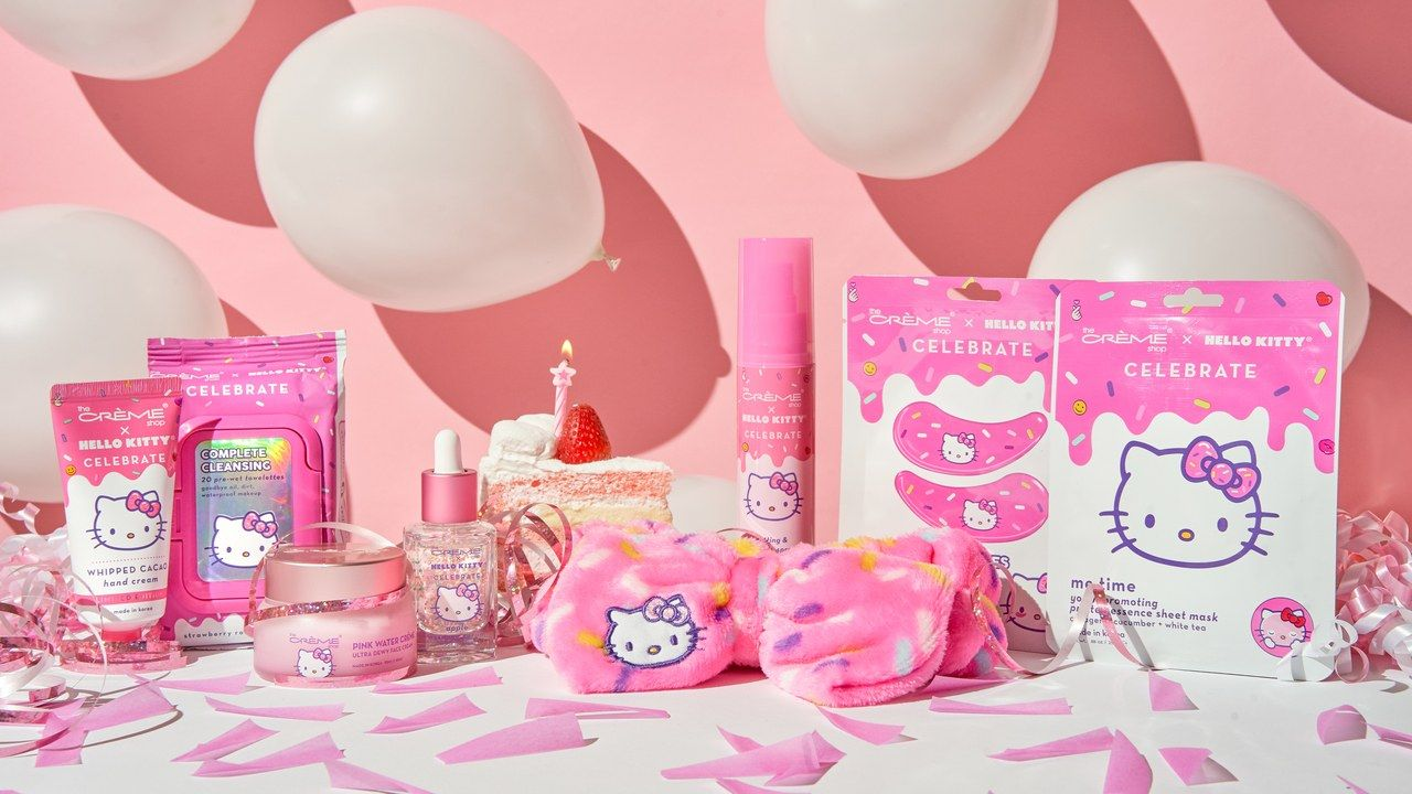 A Hello Kitty SkinCare Collection Just Dropped at Ulta