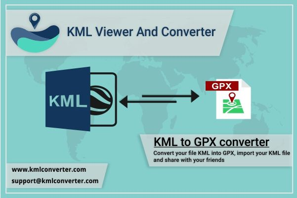 kml to gpx converter free download