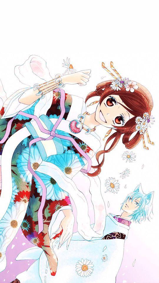 Kamisama kiss cover kamisama kiss wallpapers best - 4k kiss wallpaper ...