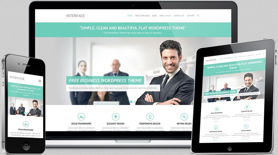 http://www.infoparrot.com/free-professional-wordpress-themes ...