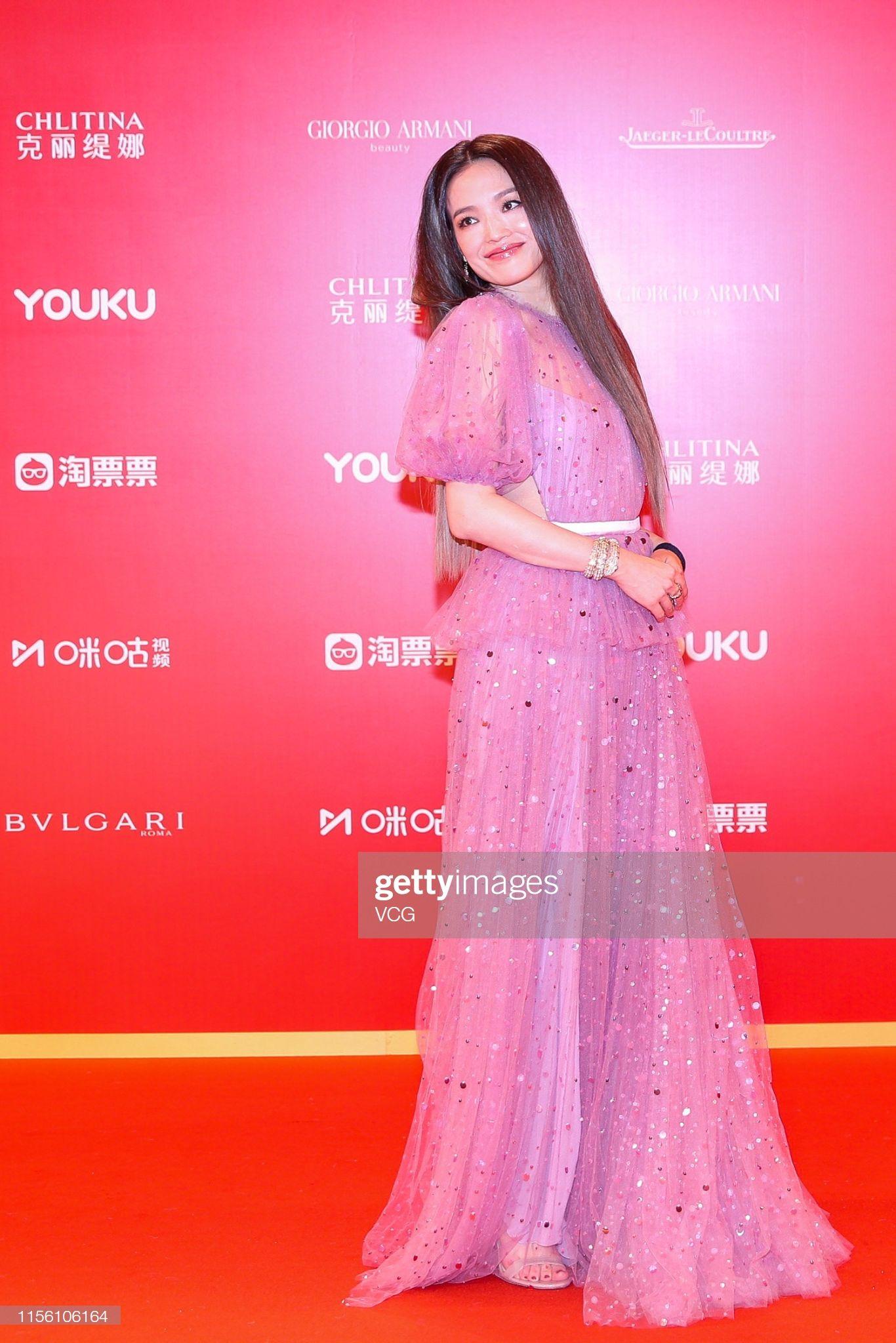 Shu Qi 2019   Diễn viên