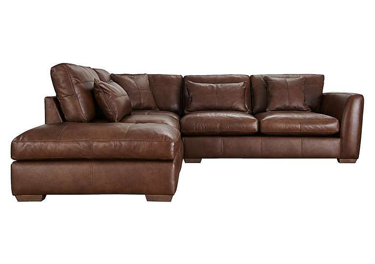 Leather Corner Sofa A Style Statement In Your Home Leather Corner Sofa Corner Sofa Footstool Corner Sofa