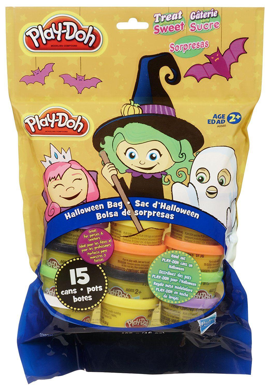 PlayDoh, Hasbro TreatWithouttheSweet Halloween Bag 15