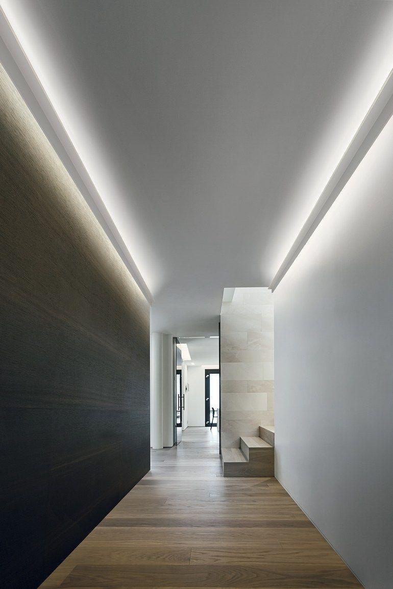 Linear Lighting Profile Linea Light Office Lighting Ceiling Linear Lighting Attic Lighting