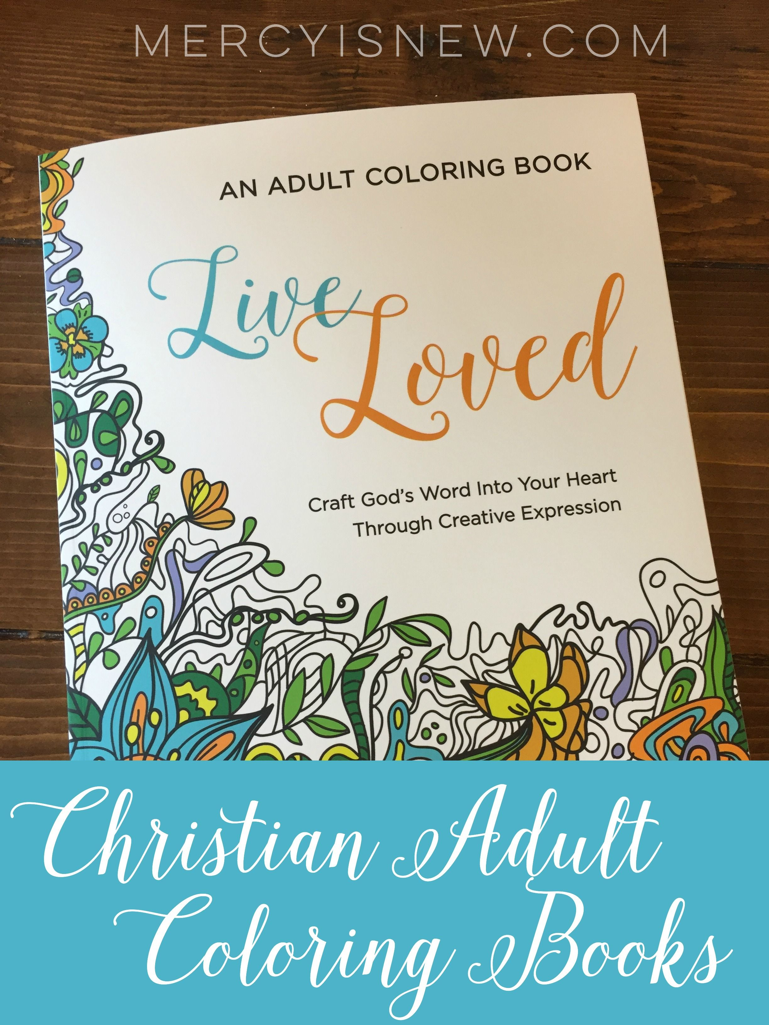 christian adult coloring books for teen girls