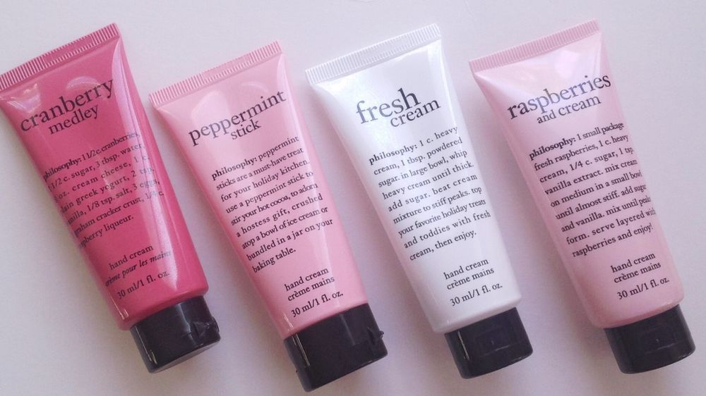 Philosophy Hand Cream You Choose Your Scent 1 Fl Oz Each Brand New Philosophy Hand Cream Scent Cream